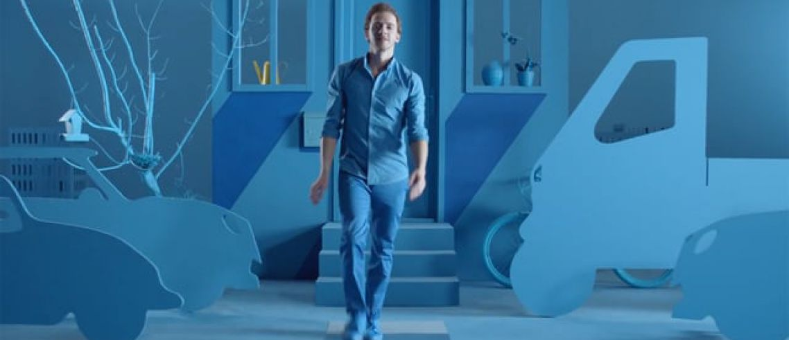 Telekom Slovenije - Turn your life in blue 2
